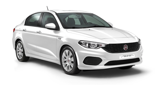 Fiat Tipo 1.4cc or similar