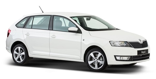 Skoda Rapid Ambition Automatic or similar