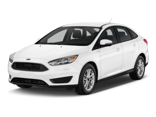 Ford Focus 1.4cc or similar