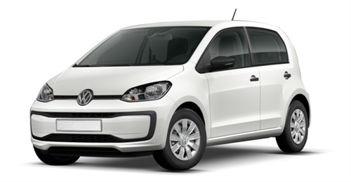 Volkswagen Up 1.0cc or similar